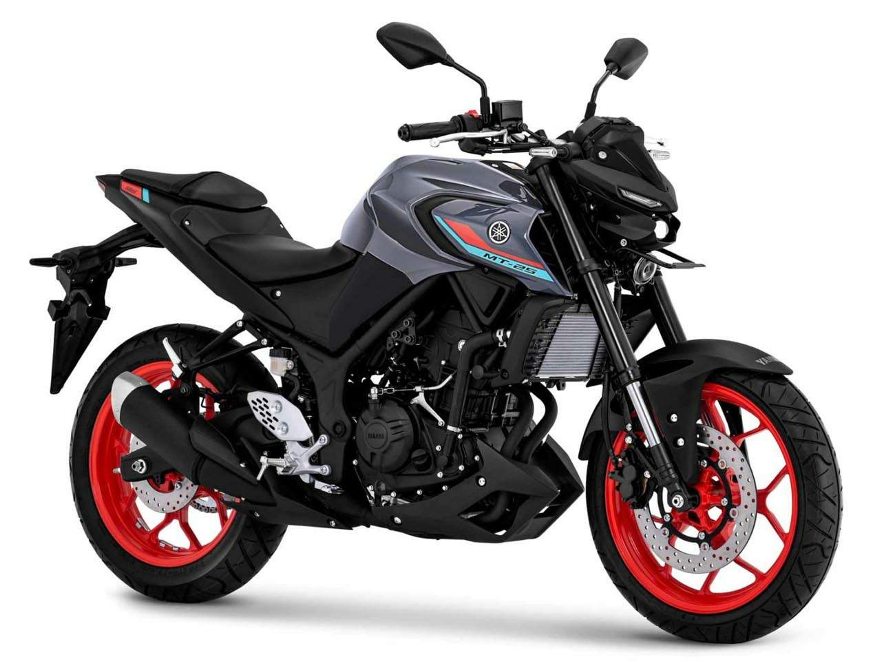 Yamaha MT 25 technical specifications
